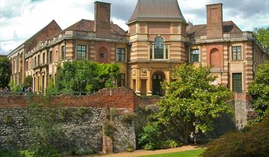 Eltham Palace in South East London has mediaeval and art deco heritage and needed a conservation management plan for its historic gardens.