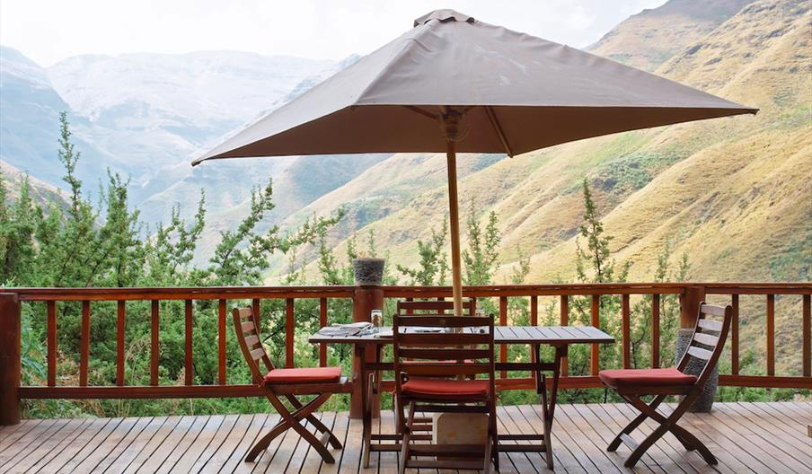 Tourism Market Development in Lesotho