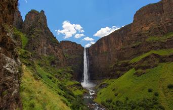 Development of Tourism Statistics in Lesotho