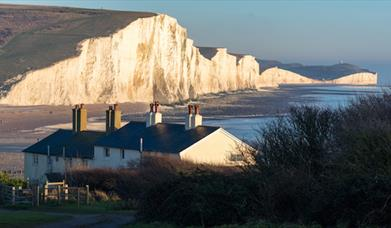 The Seven Sisters on the Sussex coast is Wealden's honeypot site and important for the District's Destination Management Plan