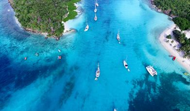 Eastern Caribbean Blue Tourism